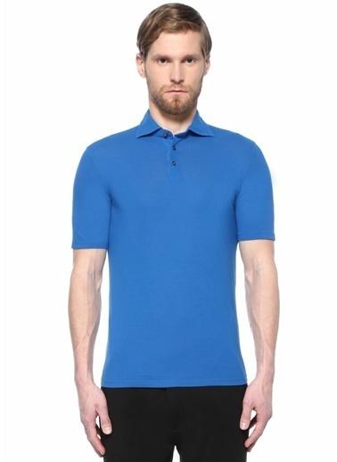 Lardini Tişört Mavi